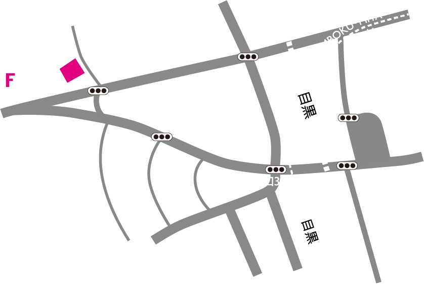 東京都目黒区目黒1-5-16 経研第2ビルB1F